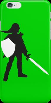 Legend of Zelda - Link  by RiskGambits