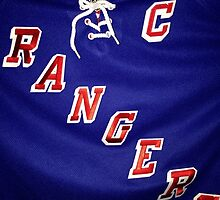 New York Rangers  by ArtxAlly