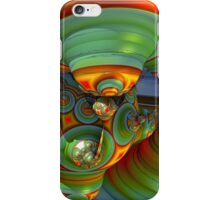 Nuclear Core Of The Alien Ship iPhone Case/Skin