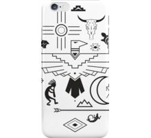 Native Symbols iPhone Case/Skin