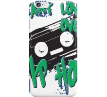 Start Love Over iPhone Case/Skin