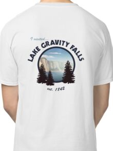 Lake Gravity Falls Classic T-Shirt