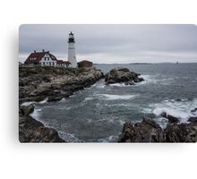 Fort Williams Canvas Print