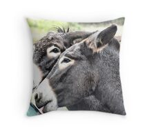 Check Out the Car Throw Pillow