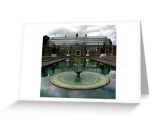 Wintergarden Greeting Card