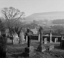 Strange Graves.1 by jomash
