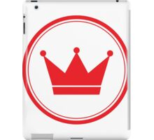Kings in the North - Solo Crown iPad Case/Skin