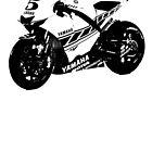 Yamaha YZR-M1 by garts