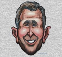President Bush by Kevin Middleton