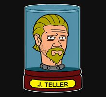 J Teller's Head In A Jar Unisex T-Shirt