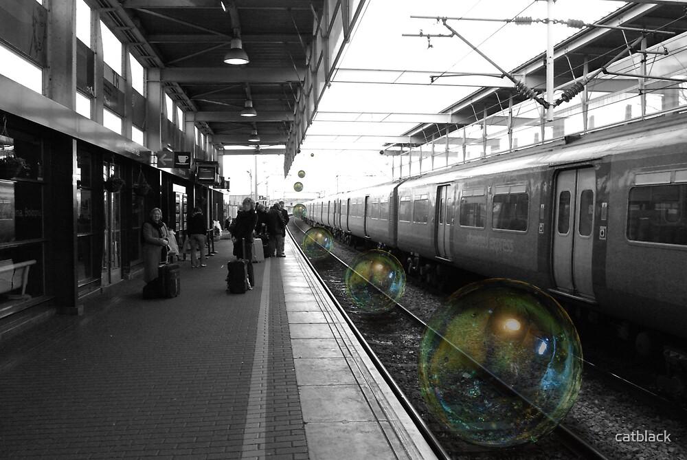 Bubble Rail by catblack