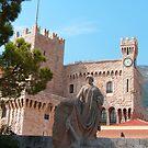 Prince's Palace, Monaco by Tom Gomez