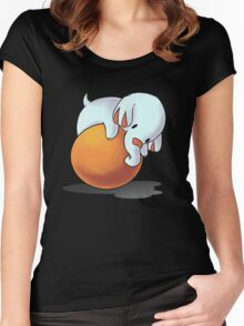 Shiny Phanpy Women's Fitted Scoop T-Shirt