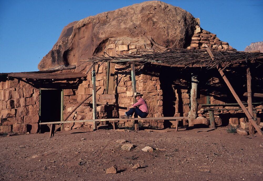 The Pseudo Navajo by bertspix