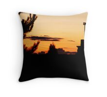 And thats another day gone Throw Pillow