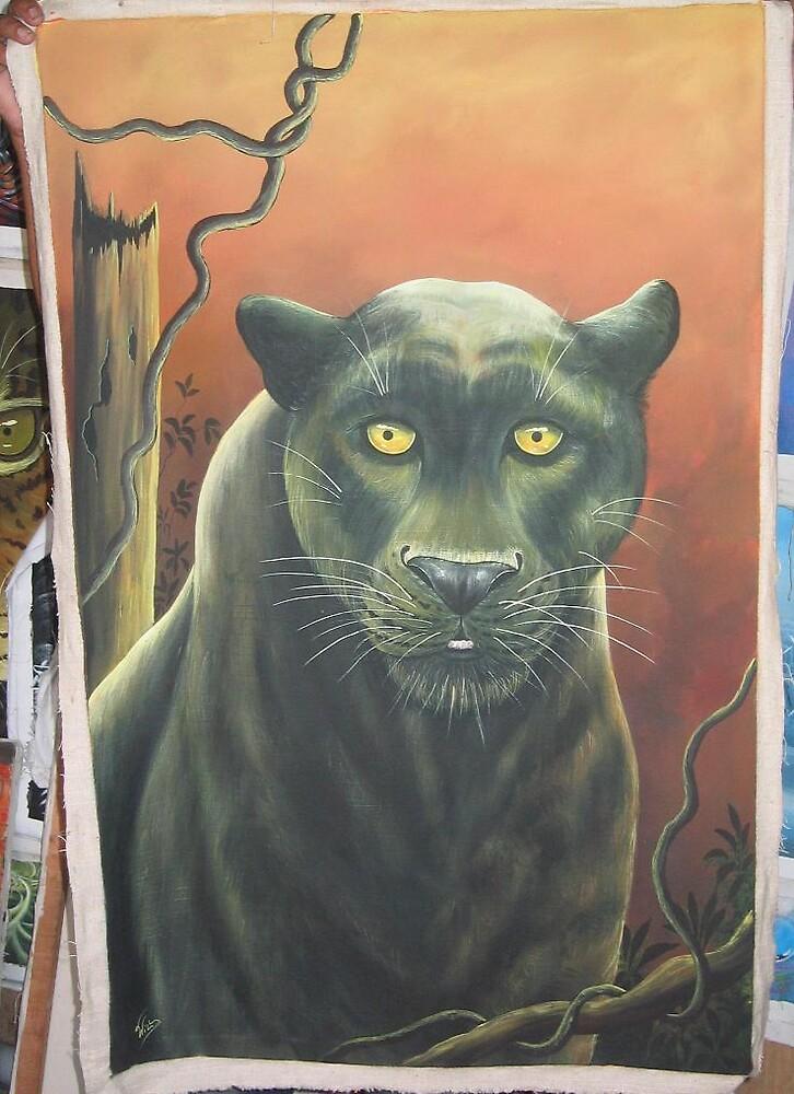 Puma  by AshTree