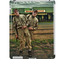 Uganda: Equator Wobble iPad Case/Skin