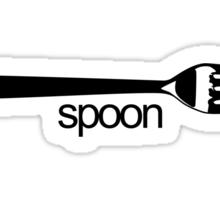 Spoon Sticker