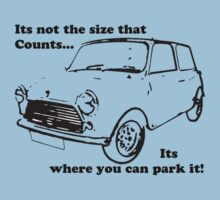 Size Really Doesnt Matter! by Simon Bowker