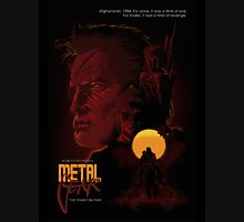Metal Gear 80's Movie Poster Unisex T-Shirt