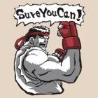 We Can Defeat Sheng Long! by hugodourado