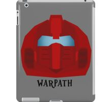 Warpath iPad Case/Skin