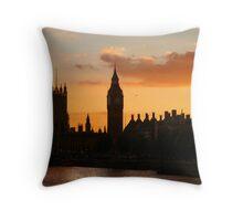 Ben & Thames Sunset Throw Pillow