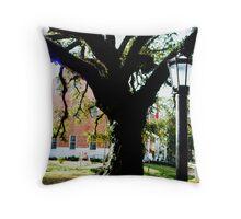 Evangeline Oak Throw Pillow