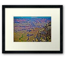 GRAND CANYON. Framed Print