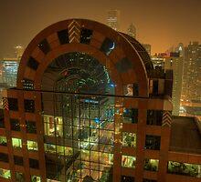Midnight Views in Windy City by Matt Halls