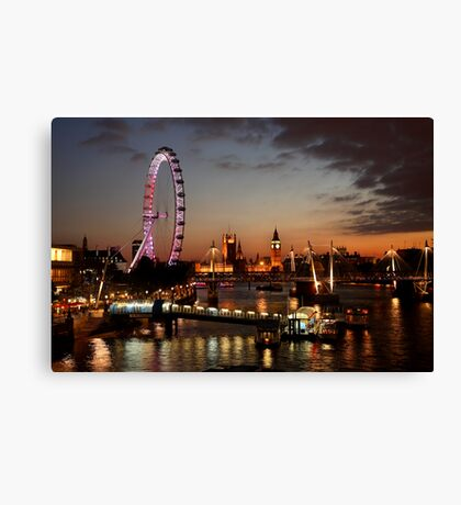 From Waterloo Canvas Print