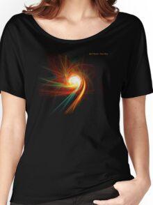 Spirit Round TSHIRT Women's Relaxed Fit T-Shirt