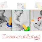 Learning by Playing! by Stacey Dionne