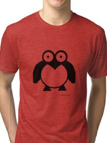 Waddle the Penguin Tri-blend T-Shirt