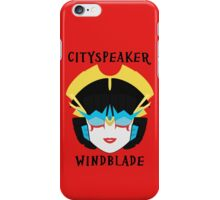 Windblade iPhone Case/Skin