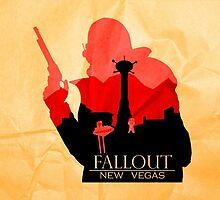 Fallout: New Vegas Minimalist  by Gam1ngPanda