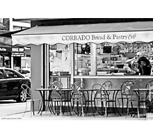 Cafe Photographic Print