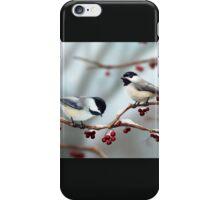 Chikadee iPhone Case/Skin