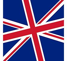 Diagonal state of the Union - Jack that is :) Photographic Print