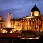 Trafalgar Square &amp; National Gallery by Scott Harding