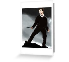 Harry Potter Drawing 2007© Greeting Card