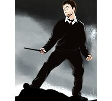 Harry Potter Drawing 2007© Photographic Print