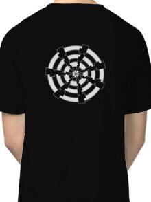 Mandala 30 Simply White Classic T-Shirt