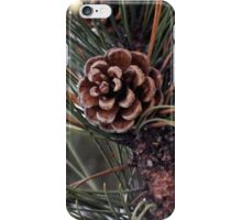 Pine Cone Karma iPhone Case/Skin