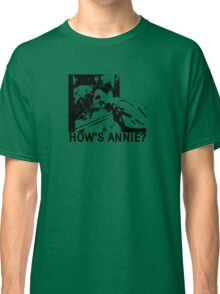Twin Peaks - How's Annie? Classic T-Shirt