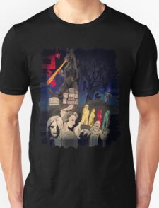 50s/60s Classic Horror T-Shirt
