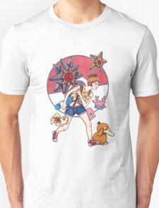 Misty to the rescue T-Shirt