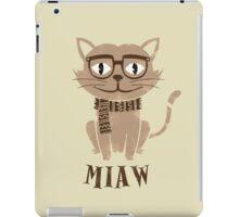CAT QUOTES iPad Case/Skin