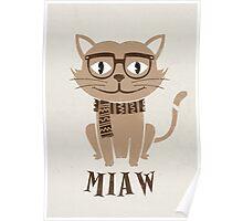 CAT QUOTES Poster