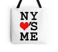 New York Loves Me Tote Bag